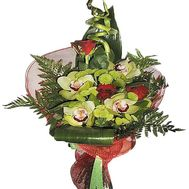 Bouquet for a man for an anniversary - flowers and bouquets on df.ua
