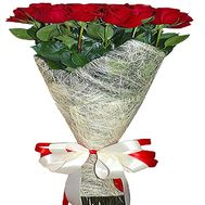 Bouquet of Dutch roses - flowers and bouquets on df.ua