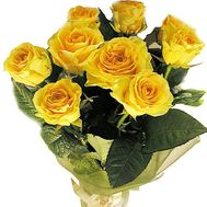 Bouquet of 9 roses - flowers and bouquets on df.ua