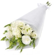 Bouquet from the eustoma - flowers and bouquets on df.ua