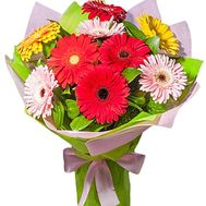 Bouquet of gerberas - flowers and bouquets on df.ua