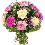 Bouquet of carnations - flowers and bouquets on df.ua