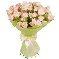 """Bouquet of cream spray roses 40 cm"" in the online flower shop df.ua"