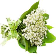 Bouquet of lilies of the valley - flowers and bouquets on df.ua
