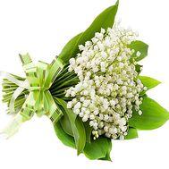 Букет из ландышей - цветы и букеты на df.ua