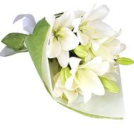 Bouquet of lilies - flowers and bouquets on df.ua