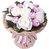 Букет из пионов - цветы и букеты на df.ua