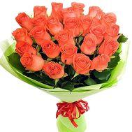 """""""25 orange roses"""" in the online flower shop df.ua"""