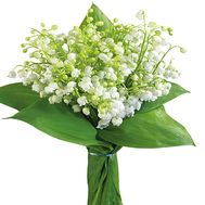 Lily of the valley bouquet - flowers and bouquets on df.ua