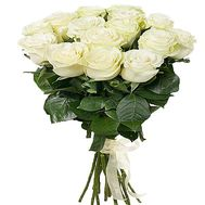 Bouquet of Mondial roses - flowers and bouquets on df.ua