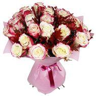 Букет розы Свитнесс - цветы и букеты на df.ua