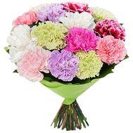 Букет с гвоздиками - цветы и букеты на df.ua