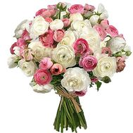 Bouquet with Ranunculus - flowers and bouquets on df.ua