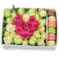 Букет в коробке сердце - цветы и букеты на df.ua