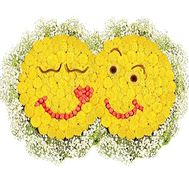 Flowers with a favorite smile - flowers and bouquets on df.ua