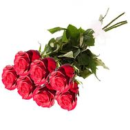 Long roses imported - flowers and bouquets on df.ua