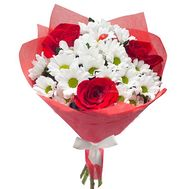 """Classic bouquet"" in the online flower shop df.ua"
