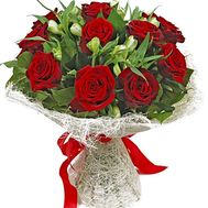 Beautiful bouquet of flowers - flowers and bouquets on df.ua