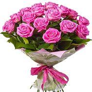 """""""21 розовая роза"""" в интернет-магазине цветов df.ua"""