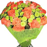 Cool bouquet for a man - flowers and bouquets on df.ua
