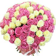 Chic bouquet for a woman - flowers and bouquets on df.ua