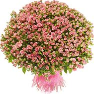 Chic bouquet of bush roses - flowers and bouquets on df.ua