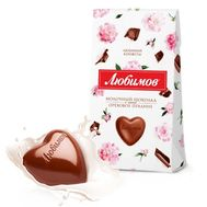 """Candy Lyubimov Hearts chocolate"" in the online flower shop df.ua"
