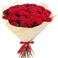 """35 red roses"" in the online flower shop df.ua"