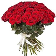 """""""39 red roses"""" in the online flower shop df.ua"""