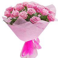 """23 pink roses"" in the online flower shop df.ua"