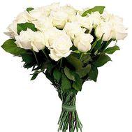 """""""Букет из 31 белых роз"""" в интернет-магазине цветов df.ua"""