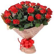 """""""33 красные розы"""" в интернет-магазине цветов df.ua"""