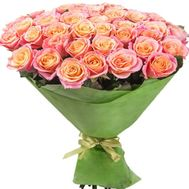 """41 Rose Miss Piggy"" in the online flower shop df.ua"