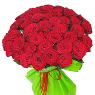 """""""47 червоних троянд"""" в интернет-магазине цветов df.ua"""