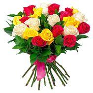 """""""Букет из роз разных цветов"""" в интернет-магазине цветов df.ua"""