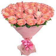 """23 roses Miss Piggy"" in the online flower shop df.ua"