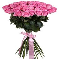 """37 pink roses"" in the online flower shop df.ua"