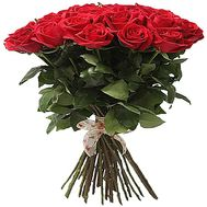"""37 red roses"" in the online flower shop df.ua"