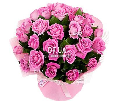 """""""Bouquet of 29 roses"""" in the online flower shop df.ua"""