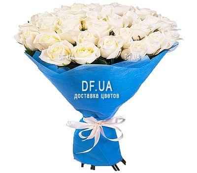 """""""Букет 33 белые розы"""" в интернет-магазине цветов df.ua"""