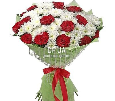 """""""Good morning flowers"""" in the online flower shop df.ua"""