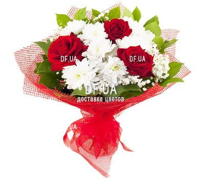 """""""A small bouquet of flowers"""" in the online flower shop df.ua"""