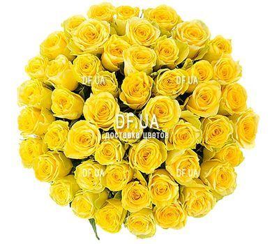 """""""51 желтая роза"""" in the online flower shop df.ua"""