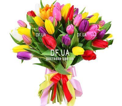"""""""Букет из 51 тюльпана"""" в интернет-магазине цветов df.ua"""