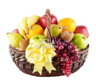 """""""Fruit basket gift"""" in the online flower shop df.ua"""