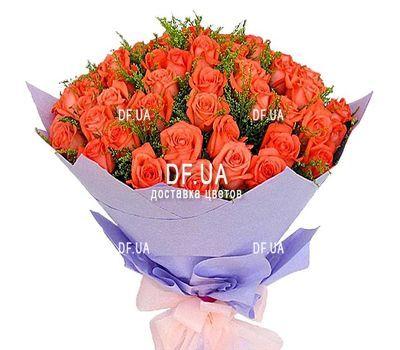 """""""51 роза букет"""" в интернет-магазине цветов df.ua"""