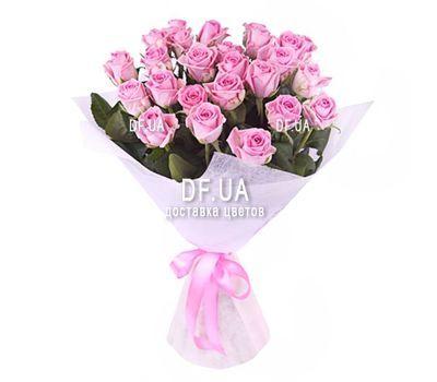 """27 pink roses"" in the online flower shop df.ua"