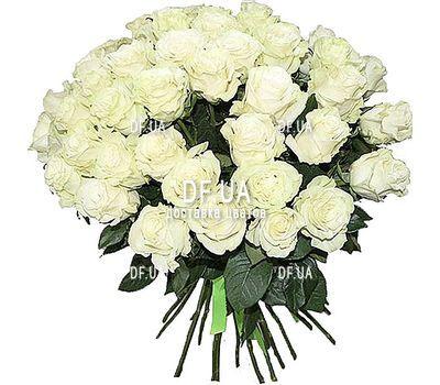"""""""Букет из 45 белых роз"""" в интернет-магазине цветов df.ua"""