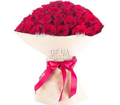 """""""45 красных роз"""" в интернет-магазине цветов df.ua"""