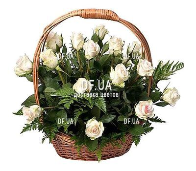 """Bouquet in the basket to buy"" in the online flower shop df.ua"
